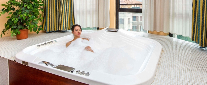 Suite con Mini Piscina