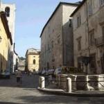Piazza dei Priori Narni